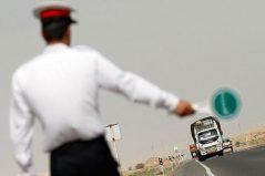 گزارش تخلفات رانندگی
